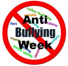 Bullying Awareness Week at St. Edward- grade 8 poem