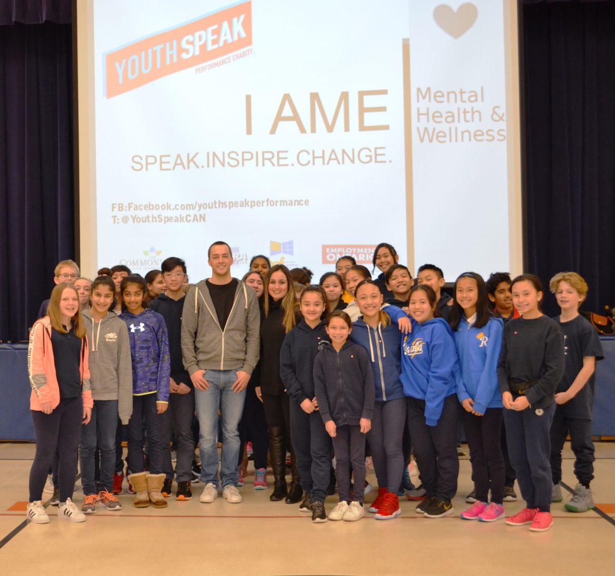 Youth Speak Presentation on Mental Health