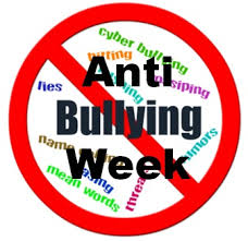 Bullying Awareness Week at St. Edward- grade 8 poem