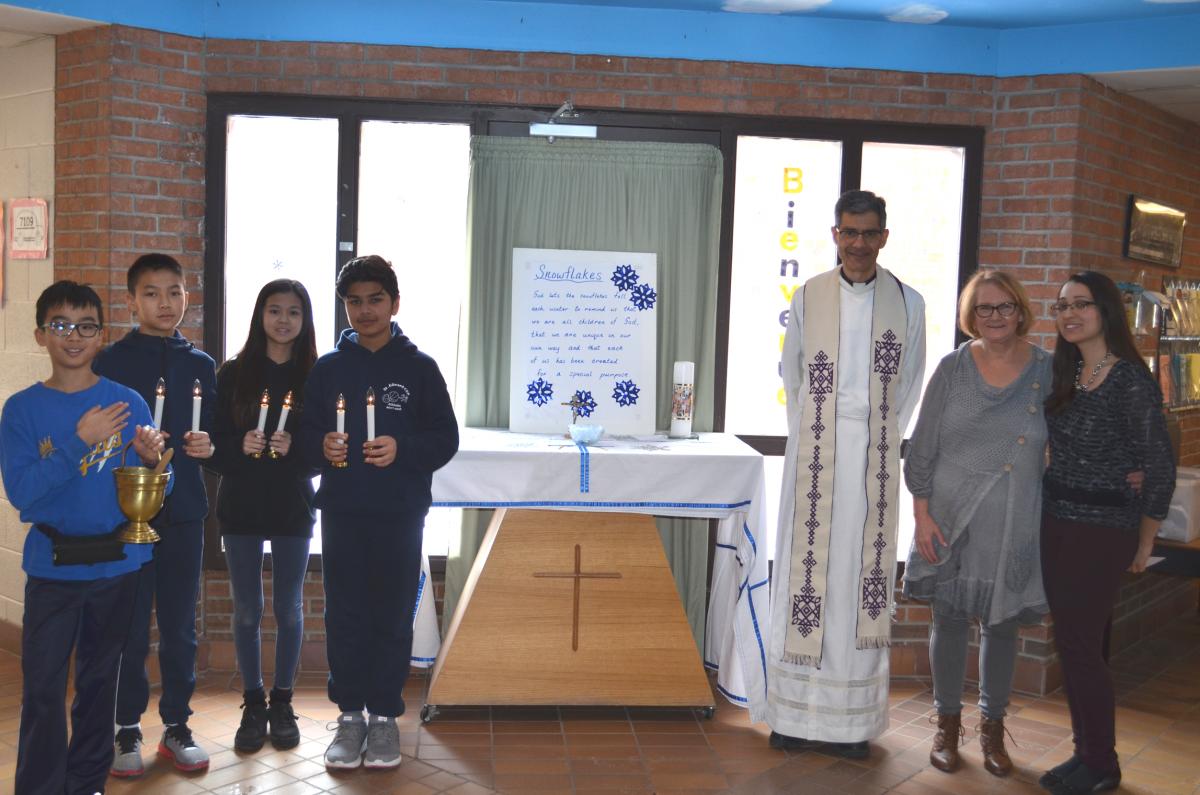 School Blessing for 2018