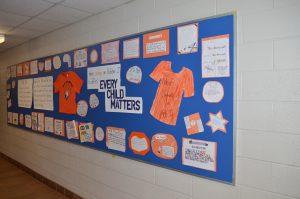 Orange Shirt Day at St. Edward CES